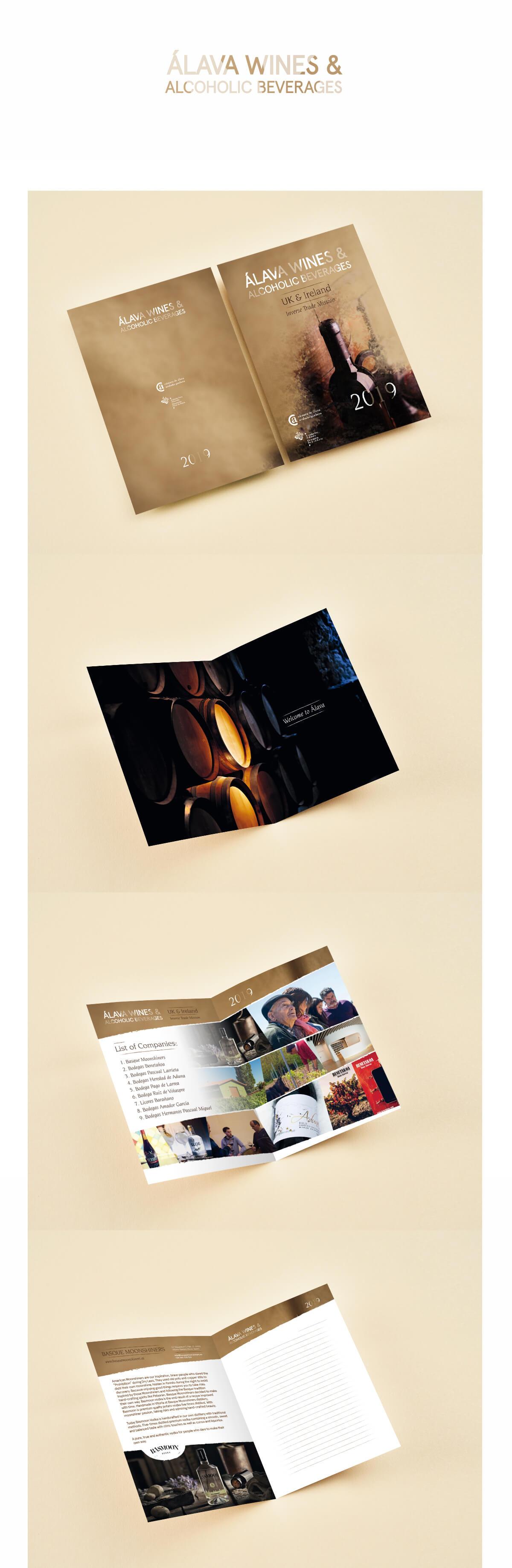 Diseño Editorial. Folletos y Cartelería.