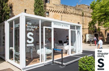 The Singular Store