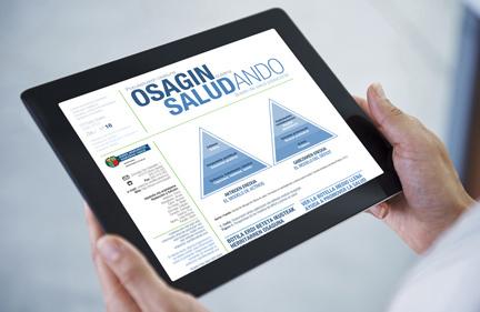 Osagin – Saludando