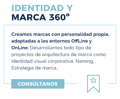 identidad y marca 360º