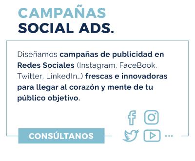 campaña social ads