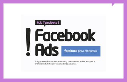 Aula Tecnológica 3: Facebook Ads