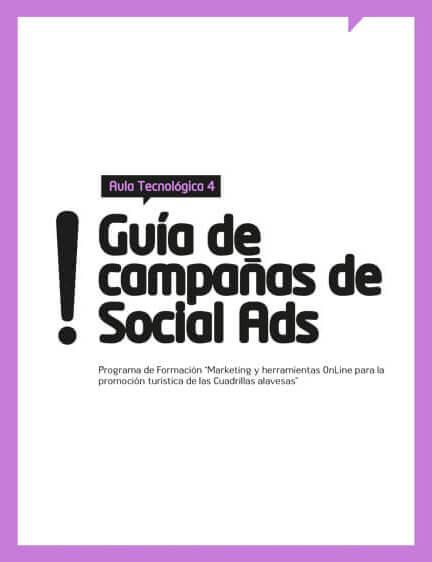 Aula Tecnológica 4: campañas de Social Ads