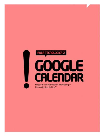 Aula Tecnológica 2: Google Calendar