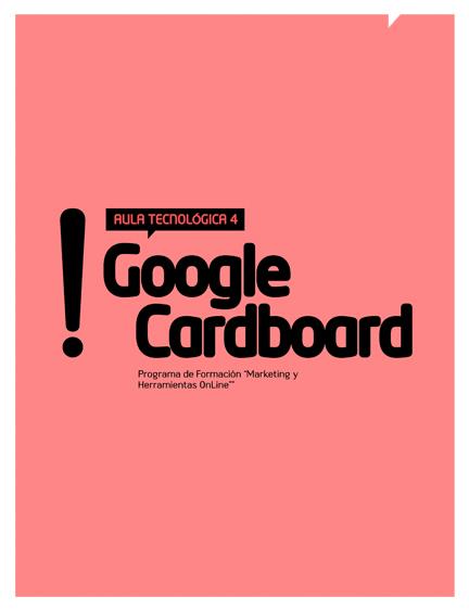 Aula Tecnológica 4: Google Cardboard