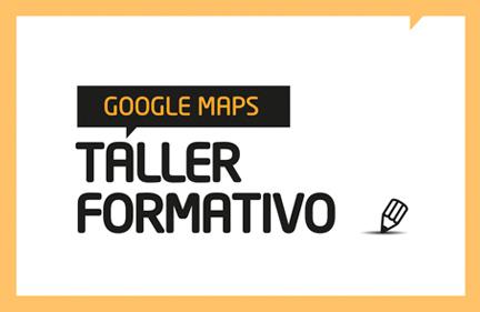 Taller Formativo 2: Google Maps