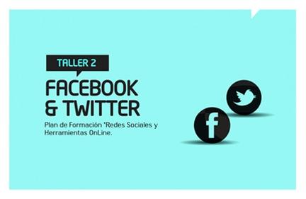 Taller 2: Facebook y Twitter