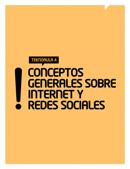 Teknoaula 4: Conceptos Generales